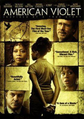 American Violet movie poster (2008) poster MOV_49075725