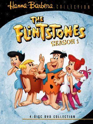 The Flintstones movie poster (1960) poster MOV_490feb45