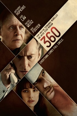 360 movie poster (2011) poster MOV_49113b37