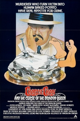 Charlie Chan and the Curse of the Dragon Queen movie poster (1981) poster MOV_4917e2c0