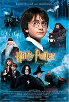 Harry Potter and the Sorcerer's Stone movie poster (2001) picture MOV_491b6085