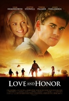 Love and Honor movie poster (2012) picture MOV_491e6510