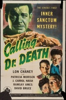 Calling Dr. Death movie poster (1943) picture MOV_49261555