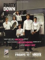 Party Down movie poster (2009) picture MOV_49269e73