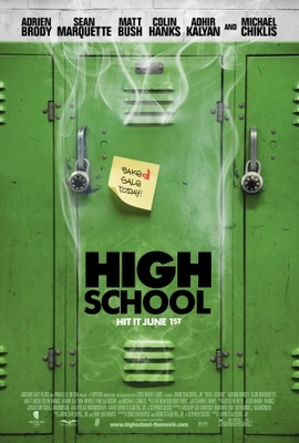 High School movie poster (2010) poster MOV_492e85ee
