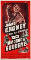 Kiss Tomorrow Goodbye movie poster (1950) picture MOV_492f024c