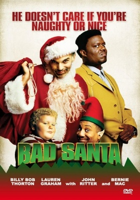 Bad Santa movie poster (2003) poster MOV_492fd6d0