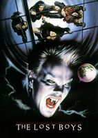 The Lost Boys movie poster (1987) picture MOV_493429b9