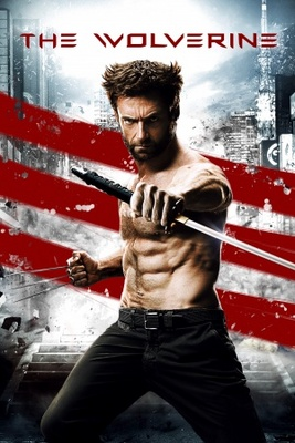 The Wolverine movie poster (2013) poster MOV_493a4425