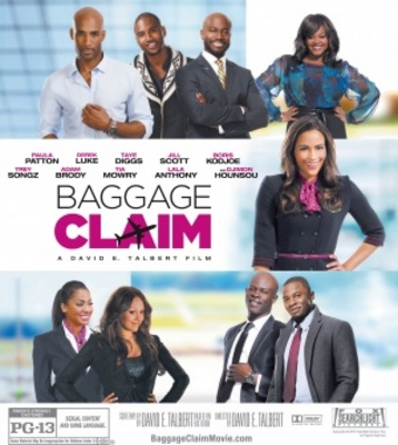 Baggage Claim movie poster (2013) poster MOV_493d1dd9
