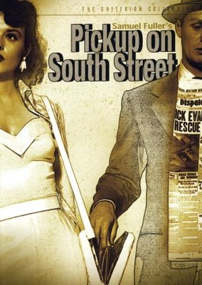 Pickup on South Street movie poster (1953) poster MOV_493f8aef