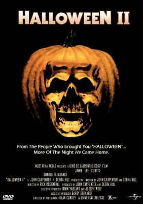 Halloween II movie poster (1981) Poster. Buy Halloween II ...