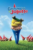 Gnomeo and Juliet movie poster (2011) picture MOV_494f1af7