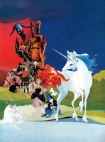 The Last Unicorn movie poster (1982) picture MOV_494fa456