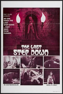 The Last Step Down movie poster (1970) poster MOV_4952822e