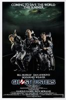 Ghost Busters movie poster (1984) picture MOV_49623a2e