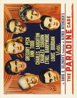 The Paradine Case movie poster (1947) picture MOV_496320ce