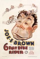 6 Day Bike Rider movie poster (1934) picture MOV_49667425