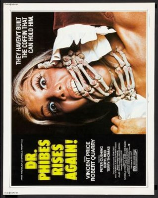 Dr. Phibes Rises Again movie poster (1972) poster MOV_496803a6