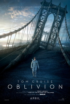 Oblivion movie poster (2013) poster MOV_4968121e