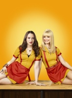 2 Broke Girls movie poster (2011) picture MOV_496b41d4