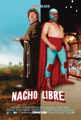 Nacho Libre movie poster (2006) poster MOV_496cf91f