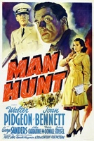 Man Hunt movie poster (1941) picture MOV_c5b3dec6