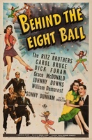 Behind the Eight Ball movie poster (1942) picture MOV_49725bec
