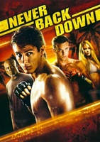 Never Back Down movie poster (2008) picture MOV_497280b6
