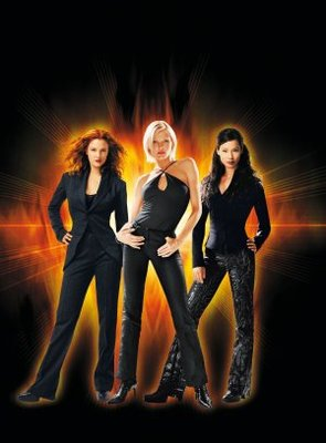 Charlie's Angels movie poster (2000) poster MOV_4978df35