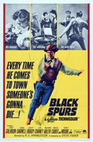 Black Spurs movie poster (1965) picture MOV_497d1bc4