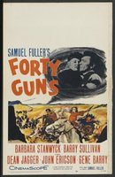 Forty Guns movie poster (1957) picture MOV_49888d4c