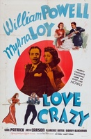 Love Crazy movie poster (1941) picture MOV_498a6147