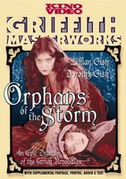 Orphans of the Storm movie poster (1921) picture MOV_498ef6cc