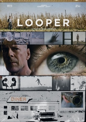 Looper movie poster (2012) poster MOV_498fecc4