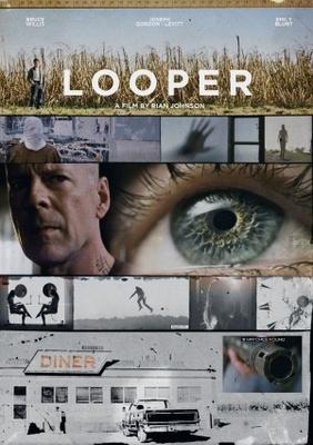Looper movie poster (2012) poster MOV_498fecc4