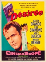 Desirée movie poster (1954) picture MOV_499268ef