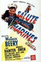 Salute to the Marines movie poster (1943) picture MOV_4998e672