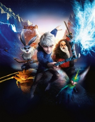 Rise of the Guardians movie poster (2012) poster MOV_499945ba