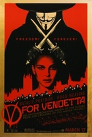 V For Vendetta movie poster (2005) picture MOV_499e29f5
