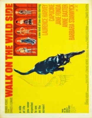 Walk on the Wild Side movie poster (1962) poster MOV_49a594a6