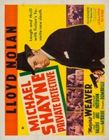 Michael Shayne: Private Detective movie poster (1940) picture MOV_49ac7774