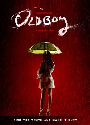Oldboy movie poster (2013) poster MOV_49b32fb1
