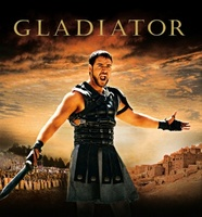 Gladiator movie poster (2000) picture MOV_49b392b8
