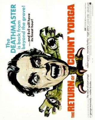 The Return of Count Yorga movie poster (1971) poster MOV_49b8d417