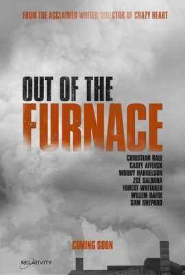 Out of the Furnace movie poster (2013) poster MOV_49c576fd