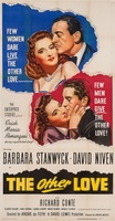 The Other Love movie poster (1947) picture MOV_49c8002c