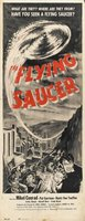 The Flying Saucer movie poster (1950) picture MOV_49d1e658