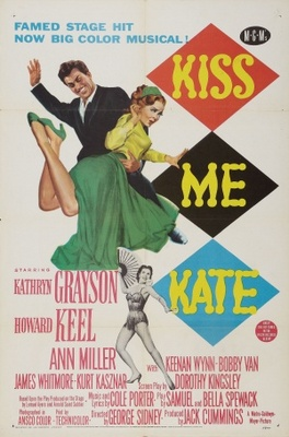 Kiss Me Kate movie poster (1953) poster MOV_49d76c67