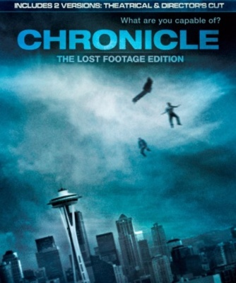 Chronicle movie poster (2012) poster MOV_49da7f62